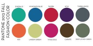 2013_Fall_Pantone_Color_Trend
