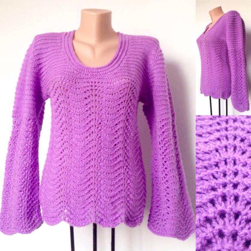 bluza-tricotata-lavanda